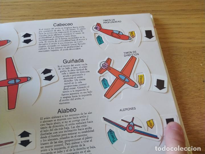 Maquetas: El Avión, ¡Vealo funcionar! Completo con la maqueta y en buen estado. Una joya. - Foto 8 - 276923423