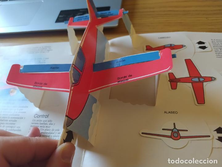 Maquetas: El Avión, ¡Vealo funcionar! Completo con la maqueta y en buen estado. Una joya. - Foto 9 - 276923423