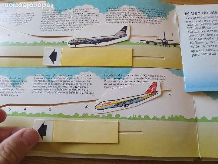 Maquetas: El Avión, ¡Vealo funcionar! Completo con la maqueta y en buen estado. Una joya. - Foto 15 - 276923423