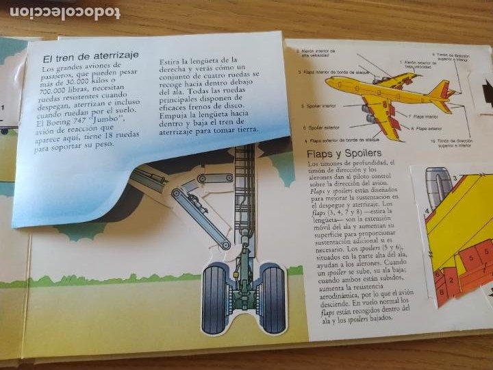 Maquetas: El Avión, ¡Vealo funcionar! Completo con la maqueta y en buen estado. Una joya. - Foto 17 - 276923423