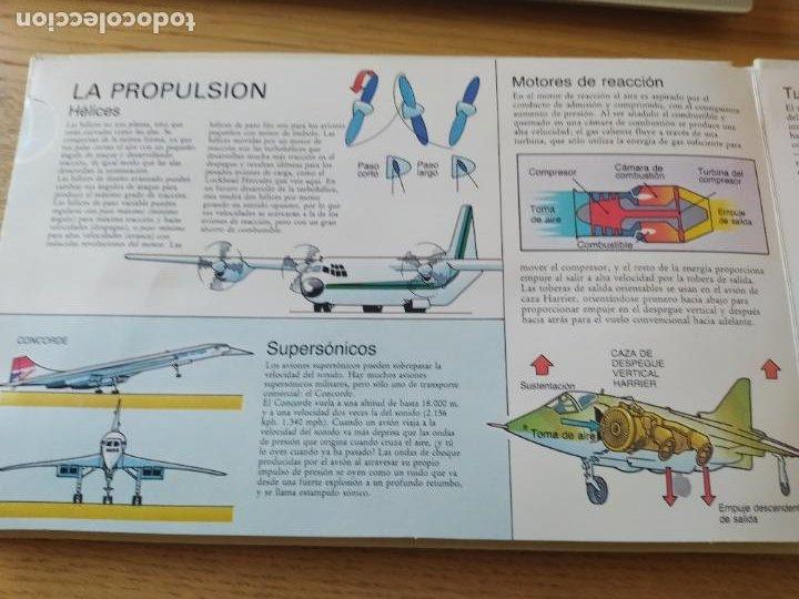 Maquetas: El Avión, ¡Vealo funcionar! Completo con la maqueta y en buen estado. Una joya. - Foto 19 - 276923423