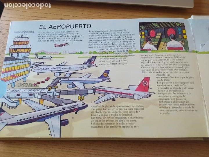 Maquetas: El Avión, ¡Vealo funcionar! Completo con la maqueta y en buen estado. Una joya. - Foto 21 - 276923423