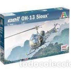 Maquetas: ITALERI - BELL OH-13 SIOUX 1/48 2820. Lote 277037918