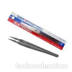 Maquetas: TAMIYA - PINZAS PARA CALCAS 74052. Lote 277038503