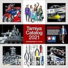 Maquetas: TAMIYA - CATALOGO 2021. Lote 277038688