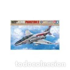 Maquetas: TAMIYA - MCDONNELLDOUGLAS F-4B PHANTOM II 1/48 61121. Lote 277038838