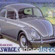 Maquetas: TAMIYA - VOLKSWAGEN 1300 BEETLE 1966 MODEL 1/24 24136. Lote 277042048