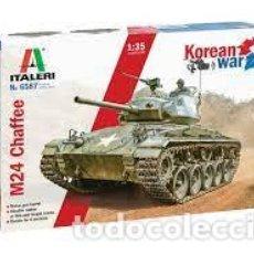 Maquetas: ITALERI - M24 CHAFFE KOREAN WAR 1/35 6587. Lote 277042958