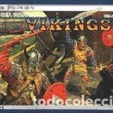 Maquetas: ORION - VIKINGS 1/72 72004. Lote 277047693