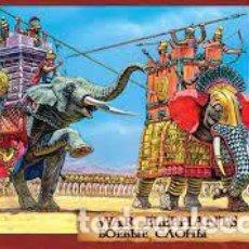 Maquetas: ZVEZDA - WAR ELEPHANTS 1/72 8011. Lote 277048058