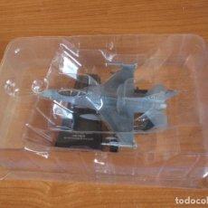 Macchiette: SALVAT: AVIONES DE COMBATE: MAQUETA AVION F-16 CJ FIGHTING FALCON ( 1/100). Lote 277152738