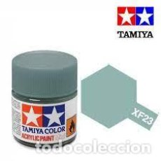Maquetas: TAMIYA - XF23 LIGHT BLUE. Lote 277160233