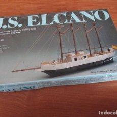 Maquetas: ARTESANIA LATINA: MAQUETA BARCO J.S ELCANO. Lote 277536073
