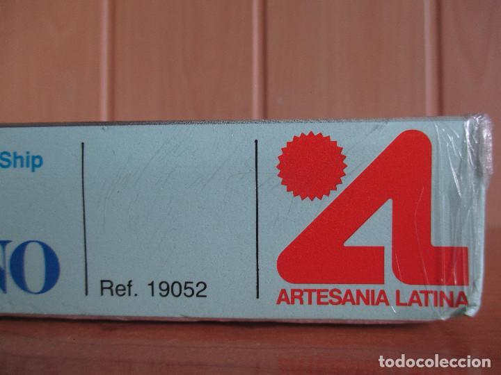 Maquetas: ARTESANIA LATINA: MAQUETA BARCO J.S ELCANO - Foto 3 - 277536073