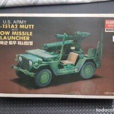 Maquetas: MAQUETA M152 A2 MUTT ACADEMY. Lote 277537083