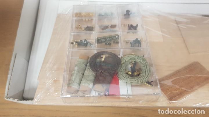 Maquetas: Maqueta barco en madera clara may english ketch escala 1:50 ref 20405 del 2002 artesania latina - Foto 14 - 277552248