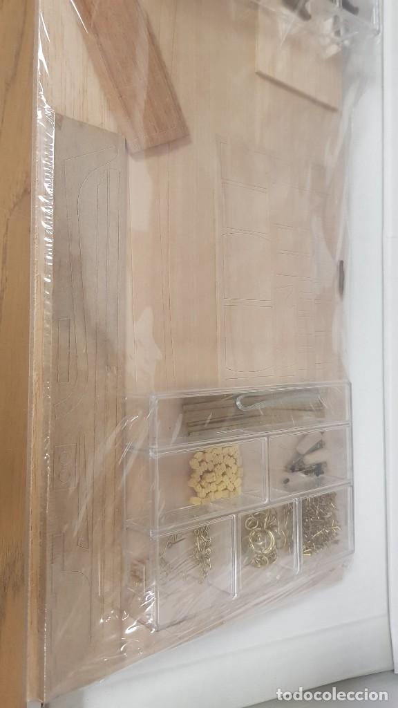 Maquetas: Maqueta barco en madera clara may english ketch escala 1:50 ref 20405 del 2002 artesania latina - Foto 15 - 277552248