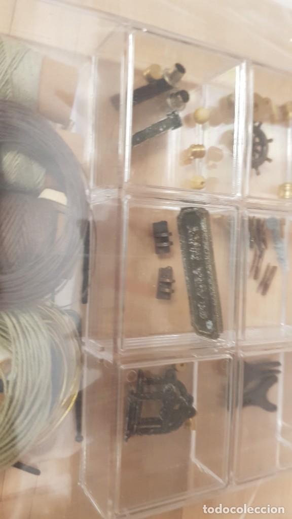 Maquetas: Maqueta barco en madera clara may english ketch escala 1:50 ref 20405 del 2002 artesania latina - Foto 18 - 277552248