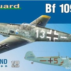 Maquetas: EDUARD 84157 # BF 109E-3 1/48. Lote 277534568