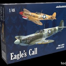 Maquetas: PREORDER EDUARD 11149 # PRE-ORDER EAGLE'S CALL 1/48 LIMITED. Lote 278557943