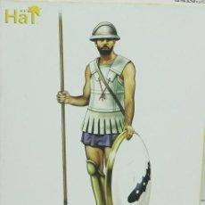 Maquetas: MAQUETA FIGURAS TEBANOS, ALEJANDRO, REF. 8116, 1/72, HAT. Lote 278637653