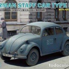 Maquetas: RFM 5023 # 1:35 GERMAN STAFF CAR TYPE 82E. Lote 278800643
