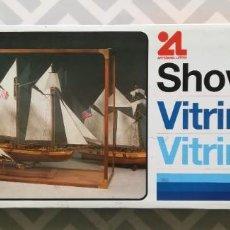 Maquettes: VITRINA, SHOWCASE - ARTESANIA LATINA - MEDIDAS: 540 CM X 420 CM X 190 CM -PRECINTADO,VER FOTOS -PJRB. Lote 279327843