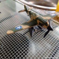 Maquetas: AVIÓN DE COMBATE DE MAISTO - P-40B TIGER SHARK. Lote 279385068