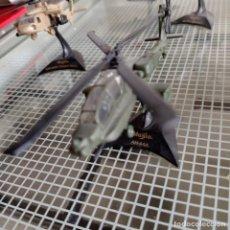 Maquetas: HELICÓPTERO DE COMBATE DE MAISTO - AH-64A.. Lote 279402668