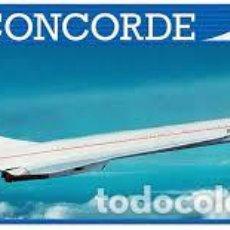Maquetas: REVELL - CONCORDE 04257 1/144. Lote 279548903
