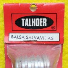 Maquetas: BALSA SALVAVIDAS - TALHOER, MODELISMO NAVAL - RF. 2028 - EN BLISTER SIN ESTRENAR - PJRB. Lote 280729633