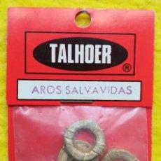 Maquetas: AROS SALVAVIDAS - TALHOER, MODELISMO NAVAL - RF. 2007 - EN BLISTER SIN ESTRENAR - PJRB. Lote 280729713