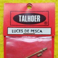 Maquetas: LUCES DE PESCA - TALHOER, MODELISMO NAVAL - RF. 2017 - EN BLISTER SIN ESTRENAR - PJRB. Lote 280730468