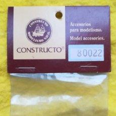 Maquetas: CONSTRUCTO, ACCESORIOS MODELISMO - 1 BOLSA CLAVITOS RF. 80022 - EN SU BLISTER ORIGINAL - PJRB. Lote 280733748