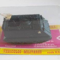 Maquetas: TANQUE TRANSPORTE ACORAZADO M-113. EKO ESCALA H.0.. Lote 285808923