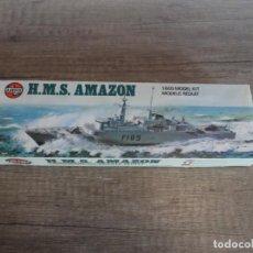 Maquetas: H.M.S. AMAZON. Lote 286152068