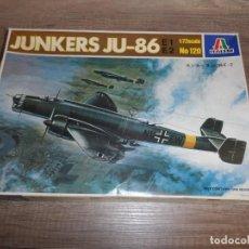 Maquetas: JUNKERS JU 86 ITALERI. Lote 286154908