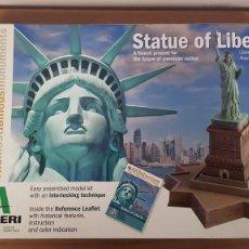 Maquetas: MAQUETA DE LA ESTATUA DE LA LIBERTAD NUEVA YORK REF 68002 ESCALA 1:60 ITALERI. Lote 286965028