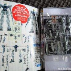 Maquetas: MAQUETA PLÁSTICO JAPONESA PARA MONTAR ROBOT MOBILE SUIT GUNDAM SEED. ESCALA 1:144. ORIGINAL JAPÓN. Lote 287602693