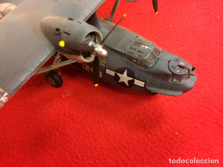 "Maquetas: CONSOLIDATED PBY- 5A ""Catalina "". USA - Foto 2 - 287892908"