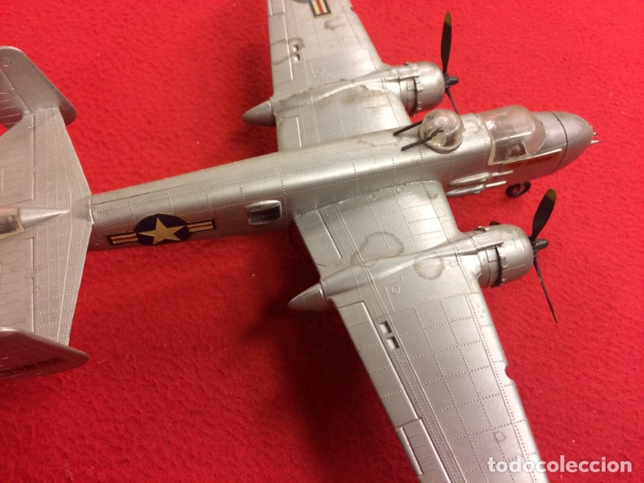 "Maquetas: NORTH AMERICAN B-25-C. ""Mitchell "".'USA - Foto 2 - 287902343"