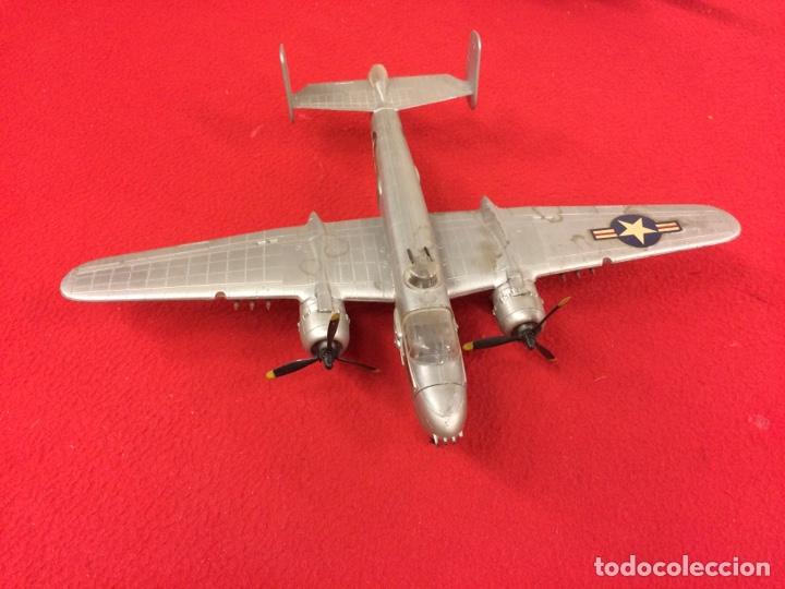 """NORTH AMERICAN B-25-C. """"MITCHELL """".'USA (Juguetes - Modelismo y Radio Control - Maquetas - Aviones y Helicópteros)"""