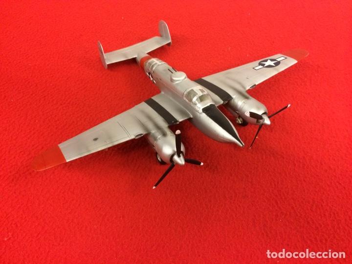 LOCKHEED XP-49. USA (Juguetes - Modelismo y Radio Control - Maquetas - Aviones y Helicópteros)