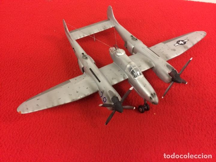 LOCKHEED XP-58. USA (Juguetes - Modelismo y Radio Control - Maquetas - Aviones y Helicópteros)