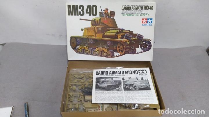 Maquetas: Súper Lote de 13 modelos militares Tamiya 1/35 todos nuevos y sin montar. - Foto 10 - 287912398