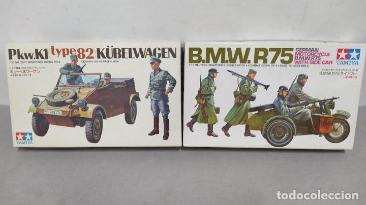 Maquetas: Súper Lote de 13 modelos militares Tamiya 1/35 todos nuevos y sin montar. - Foto 13 - 287912398