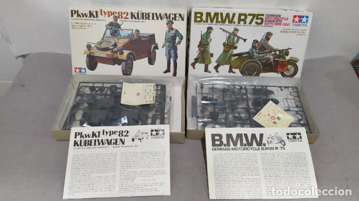 Maquetas: Súper Lote de 13 modelos militares Tamiya 1/35 todos nuevos y sin montar. - Foto 14 - 287912398
