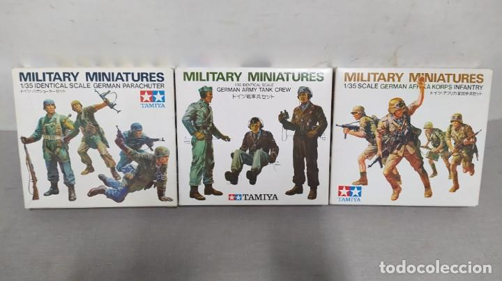 Maquetas: Súper Lote de 13 modelos militares Tamiya 1/35 todos nuevos y sin montar. - Foto 2 - 287912398