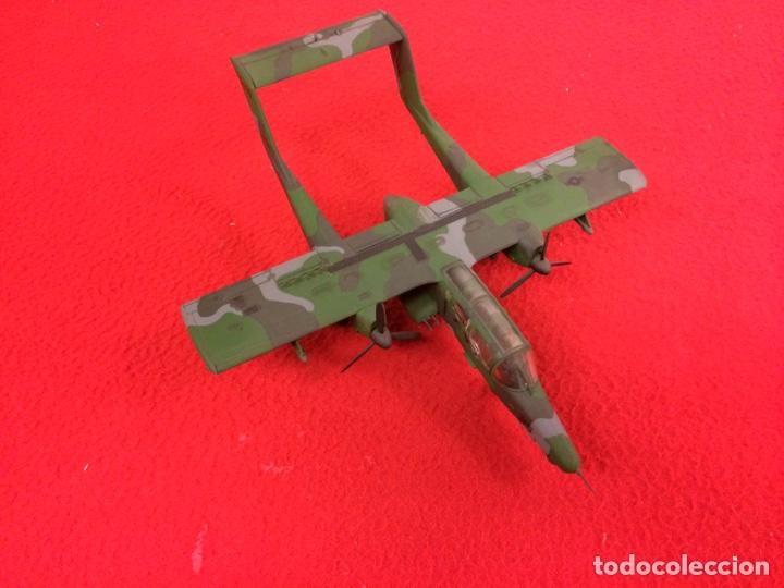 """ROCKWELL OU-10 """"BRONCO"""". USA (Juguetes - Modelismo y Radio Control - Maquetas - Aviones y Helicópteros)"""