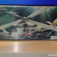 Maquetas: SIKORSKY SH-60B SEAHAWK, HELICÓPTERO ANTI-SUBMARINO DE LA U.S. HOBBY CRAFT HC2203, ESCALA 1/72. Lote 288150338